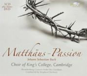 The Choir of King's College Cambridge, Brandenburg Consort, Roy Goodman, Stephen Cleobury: J.S. Bach: Matthäus Passion (DE) - CD