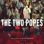 Bryce Dessner: Two Popes (Solid White Vinyl) - Plak