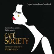 Çeşitli Sanatçılar: Cafe Society (Soundtrack) - Plak