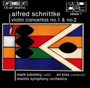 Mark Lubotsky, Malmö SymfoniOrkester, Eri Klas: Schnittke - Violin Concertos No.1 & 2 - CD