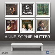 Anne-Sophie Mutter - 5 Classic Albums - CD