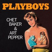 Chet Baker, Art Pepper: Playboys - Plak