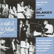 Art Blakey: A Night at Birdland Vol. 1 - CD