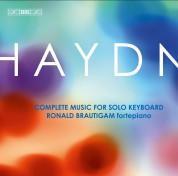 Ronald Brautigam: Joseph Haydn: The Complete Music for Solo Keyboard - CD
