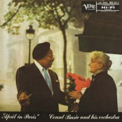 Count Basie, Count Basie Orchestra: April in Paris - Plak