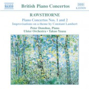 Rawsthorne: Piano Concertos Nos. 1 and 2 - CD