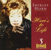 Shirley Horn: Here's To Life - CD