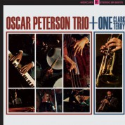 Oscar Peterson Trio, Clark Terry: Oscar Peterson Trio + One - Plak