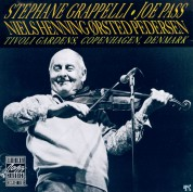 Stéphane Grappelli, Joe Pass: Tivoli Gardens - CD