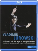 Orchestra of the Age of Enlightenment, Vladimir Jurowski: Vladimir Jurowski conducts the Orchestra of the Age of Enlightenment - BluRay