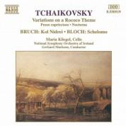 Tchaikovsky: Variations On A Rococo Theme / Bruch: Kol Nidrei / Bloch: Schelomo - CD