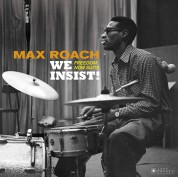 Max Roach: We Insist! Freedom Now Suite + 7 Bonus Tracks (Photographs by William Claxton) - CD