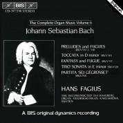 Hans Fagius: J.S. Bach: Complete Organ Music, Vol.6 - CD