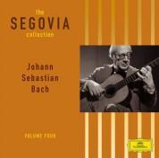 Andrés Segovia - The Segovia Collection Vol. 4 / Bach - CD