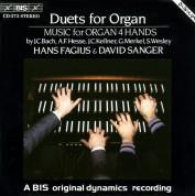 Hans Fagius, David Sanger: Duets for