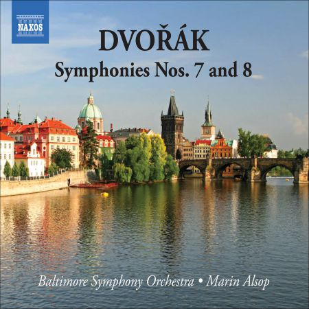 Marin Alsop: Dvorak: Symphonies Nos. 7 & 8 - CD
