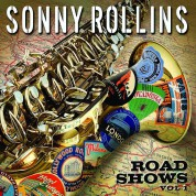 Sonny Rollins: Road Shows, Vol. 1 - CD