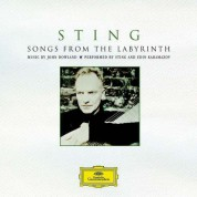 Sting: Songs From The Labyrinth - CD