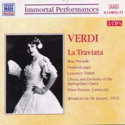 Verdi : La Traviata - CD