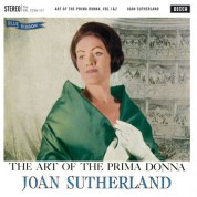 Dame Joan Sutherland: The Art Of The Primadonna - Plak