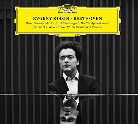 Evgeny Kissin: Beethoven - Plak