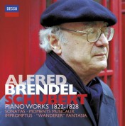 Alfred Brendel: Schubert: Works 1822-1828 - CD
