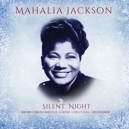 Mahalia Jackson: Silent Night - Plak