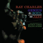 Ray Charles: Genius + Soul = Jazz [Expanded Edition] - CD