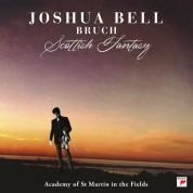 Joshua Bell, Academy of St. Martin in the Fields: Bruch: Scottish Fantasy, Violin Concerto No. 1 - CD