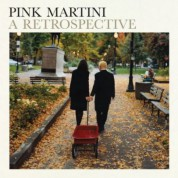 Pink Martini: A Retrospective - CD