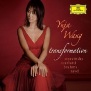 Yuja Wang: Transformation (Stravinsky Scarlatti Brahms Ravel) - CD