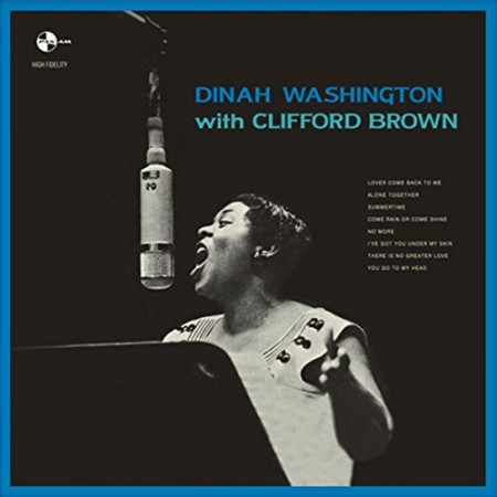 Dinah Washington, Clifford Brown - Plak