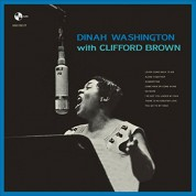 Dinah Washington, Clifford Brown - Plak