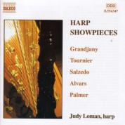 Harp Showpieces - CD