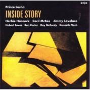 Prince Lasha: Inside Story - CD