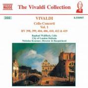 Vivaldi: Cello Concertos, Vol.  1 - CD