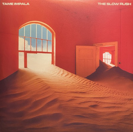 Tame Impala: The Slow Rush (Black Vinyl) - Plak
