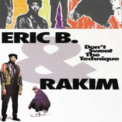 Eric Bibb, Eric B. & Rakim: Don't Sweat The Technique - Plak