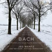 Musica ad Rhenum, Jed Wentz, Job ter Haar, Michael Borgstede: C.P.E. Bach: Complete Solo Flute Sonatas - CD