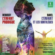 Ravel/ Debussy: L'enfant et les sortileges/ L'enfant Prodigue - CD