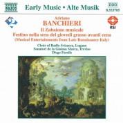 Banchieri: Il Zabaione Musicale - CD