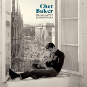 Chet Baker: Italian Movie Soundtracks + 1 Bonus Track! - Limited Edition in Transparent Purple Colored Vinyl. - Plak