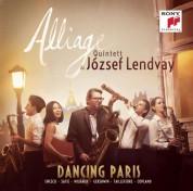 Alliage Quintett: Dancing Paris - CD