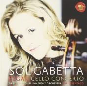 Sol Gabetta, Danish National Symphony Orchestra, Mario Venzago: Elgar: Cello Concerto - CD
