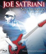 Joe Satriani: Live in Montreal - BluRay