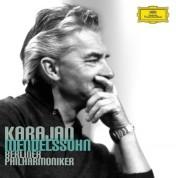 Berliner Philharmoniker, Chor der Deutschen Oper Berlin, Edith Mathis, Herbert von Karajan, Liselotte Rebmann, Werner Hollweg: Mendelssohn: 5 Symphonien - CD