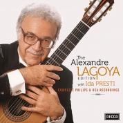 Alexandre Lagoya: The Alexandre Lagoya Edition with Ida Presti - Complete Recordings - CD