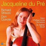 Jacqueline Du Pre: Strauss: Don Quixote - Plak