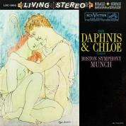 Boston Symphony Orchestra, Charles Munch: Ravel: Daphnis And Chloe - Plak