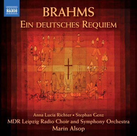 Marin Alsop: Brahms: Ein deutsches Requiem (A German Requiem) - CD